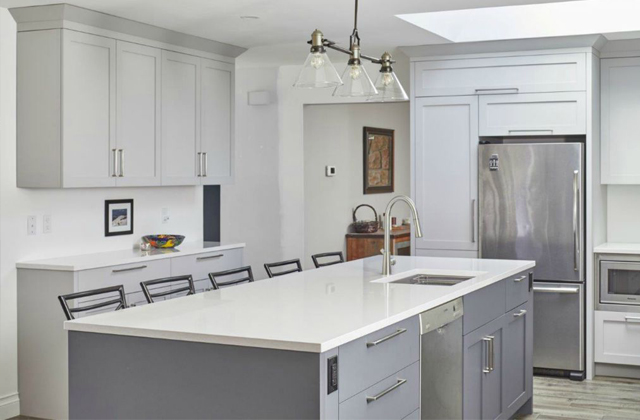 Kitchen renovations in Guelph, ON